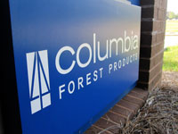 Columbia Forest Products Home Office, Greensboro, NC