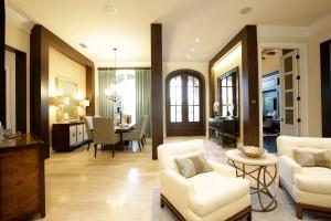 Zero Home Living Area