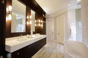 Zero Energy Home Master Bath