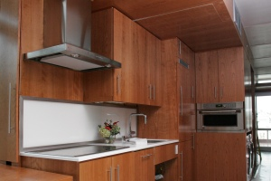 2009 Solar Decathlon Kitchen